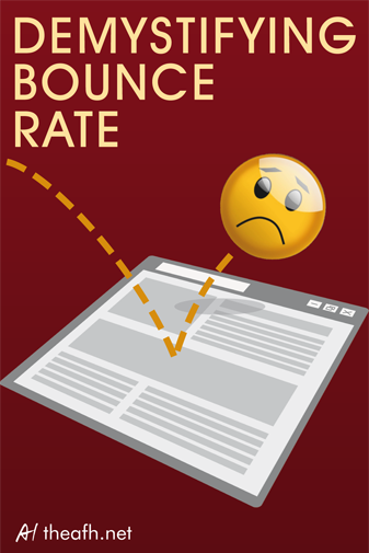 demystifying bounce rate
